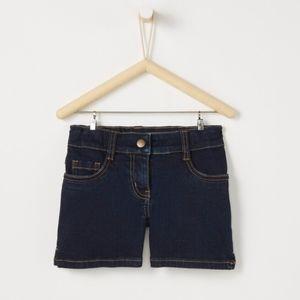 NWT Hanna Andersson Organic Play Denim Shorts -140